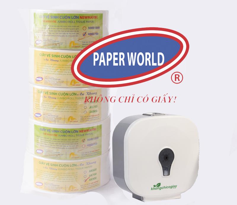 Hộp đựng giấy cuộn lớn Rt1300 đạt tiêu chuẩn quốc tế