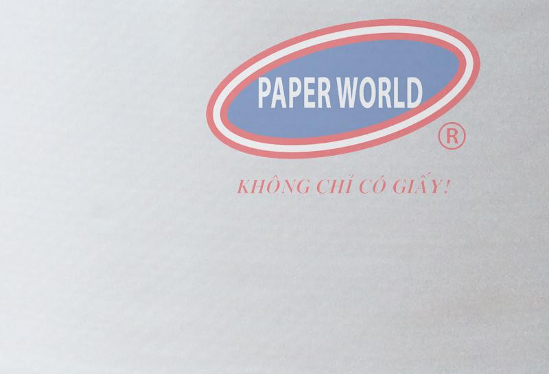 Hoa văn chấm bi giúp giấy lụa Roto mềm, xốp và êm ái hơn