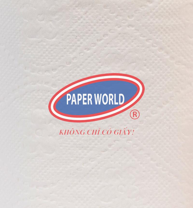 Họa tiết caro của giấy vệ sinh an Khang AK12Đ cao cấp