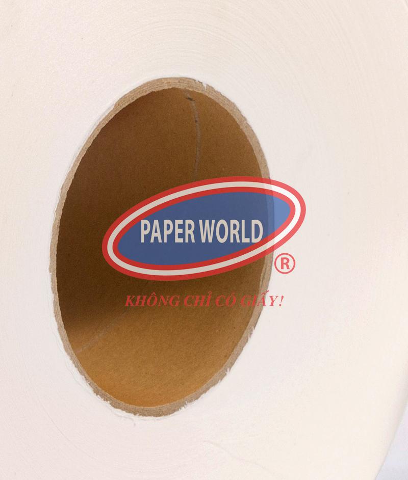 Lõi giấy vệ sinh được làm bằng chất liệu coton cứng cáp