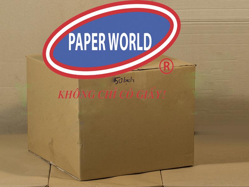 Đóng thùng khăn giấy lau tay an khang 24 2 lớp cao cấp