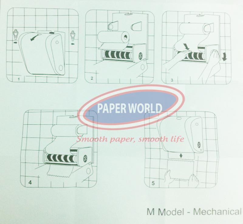 Hướng dẫn sử dụng máy cắt giấy tự động cao cấp