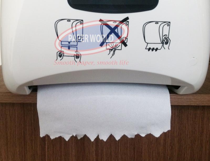 kéo giấy tự động bằng 2 tay