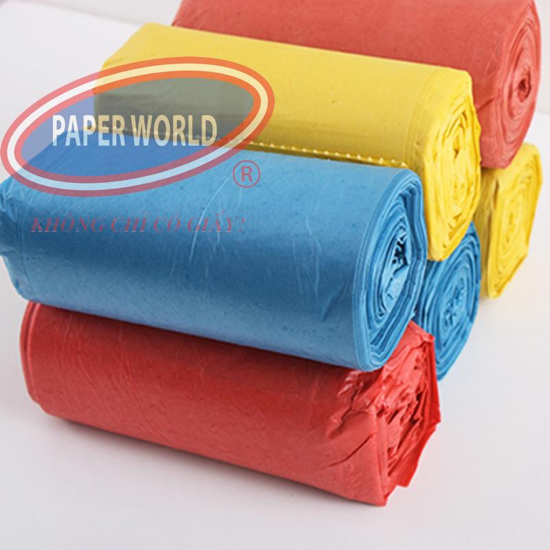 Túi đựng rác sze đại nhiều màu sang trọng và cao cấp