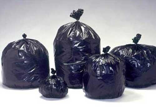 Thu gom rác bằng túi rác roto