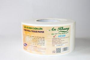 Cần mua giấy vệ sinh cuộn lớn để tiết kiệm chi phí, chọn loại nào?