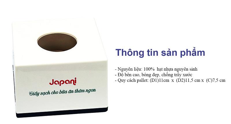 hộp đựng khăn giấy Japani