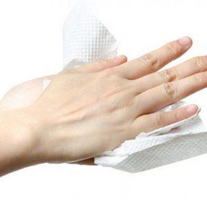 Khăn giấy, giấy lau tay