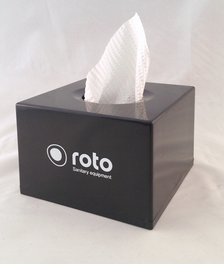 Hộp khăn giấy lau tay nhỏ gọn đẹp