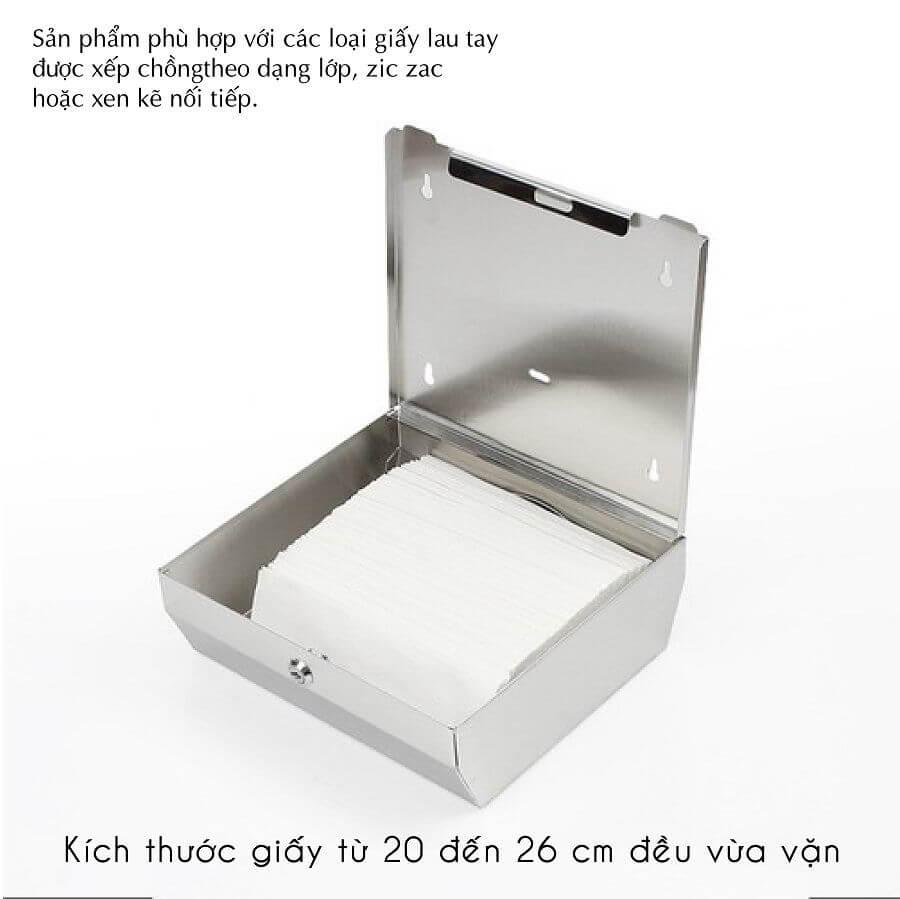 Đặc điểm bên trong của hộp đựng giấy RT1220I