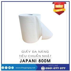 Giấy cuộn lớn đa năng japani800m-thegioigiay.net
