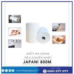 Mua giấy cuộn lớn đa năng japani800M-thegioigiay.net