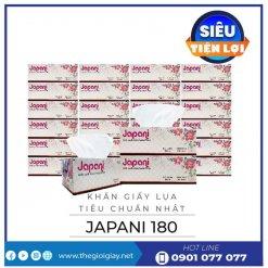 Cung cấp khăn giấy lụa hộp cao cấp jps180-thegioigiay.net