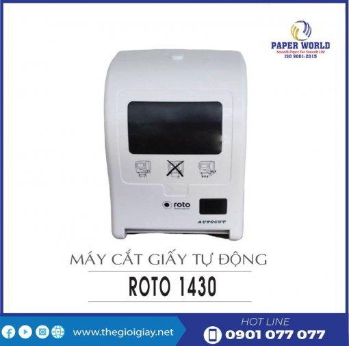 Mua máy cắt giấy đa năng roto1430-thegioigiay.net