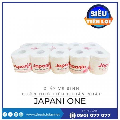Cung cấp giấy vệ sinh cuộn nhỏ japani one-thegioigiay.net