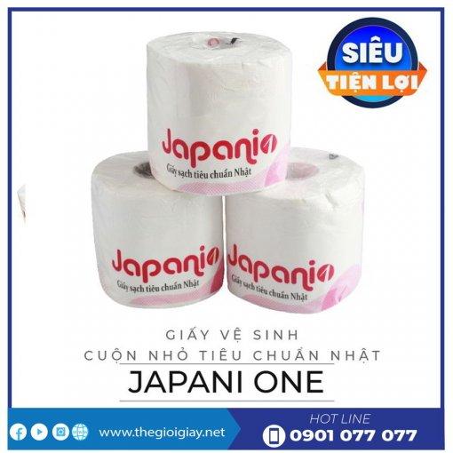 Giấy vệ sinh cuộn nhỏ tiêu chuẩn nhật japani one-thegioigiay.net