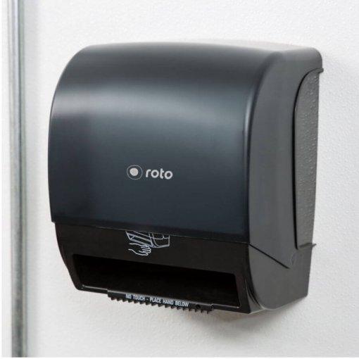HÌnh ảnh thực tế máy cắt giấy đa năng RT1420