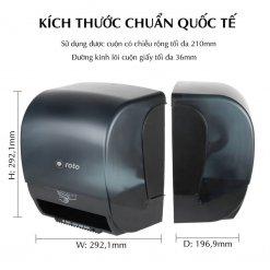 Kích thước máy cắt giấy cuộn lớn đa năng RT1420