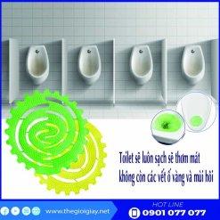 Lợi ích khi sử dụng miếng lót bồn tiểu nam sanipad-thegioigiay.net