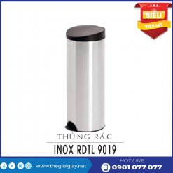 Cung cấp thùng rác inox rdtl9019-thegioigiay.net