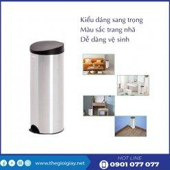 Lợi ích khi sử dụng thùng rác inox rdtl9019-theioigiay.net