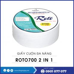 Giấy Cuộn Đa Năng Roto700 2in1 | RT700