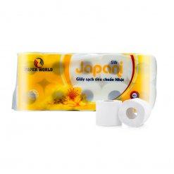 Giấy vệ sinh cuộn nhỏ An Khang JPS10