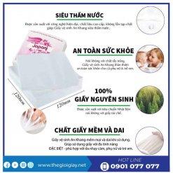 Ưu điểm khăn giấy lụa JP108-thegioigiay.net
