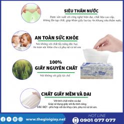Ưu điểm khăn giấy lau tay An Khang 24-1-thegioigiay.net