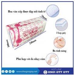 Đặc điểm khăn giấy lau tay An Khang 24-2-thegioigiay.net