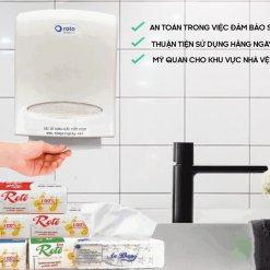 Lợi ích khi sử dụng hộp đựng giấy lau tay