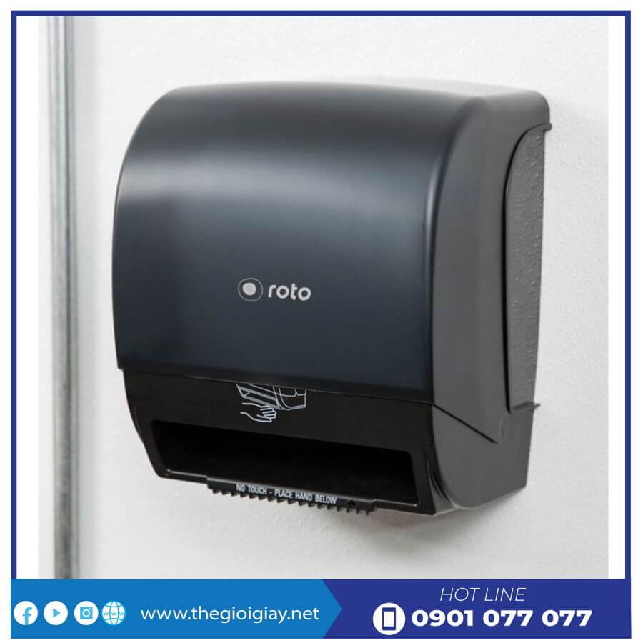 Hình ảnh máy cắt giấy đa năng roto1420-thegioigiay.net