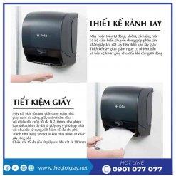 Mua máy cắt giấy đă năng roto1420-thegioigiay.net