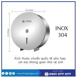 Kích thước hộp đựng inox roto5822I - thegioigiay.net