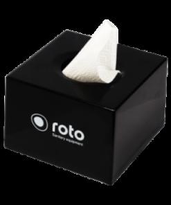Hộp đựng khăn giấy rút japani roto809W | RT809W