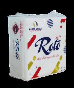Khăn giấy Napkin Roto soft100 | RTS100