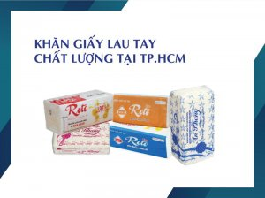Mua khăn giấy lau tay chất lượng tại TPHCM-thegioigiay.net