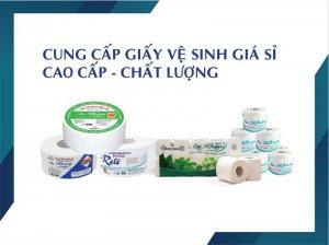 Cung cấp giấy vệ sinh giá sỉ chất lượng hàng đầu tại thegioigiay.net