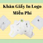 Khăn Giấy In Logo Miễn Phí Thế Giới Giấy