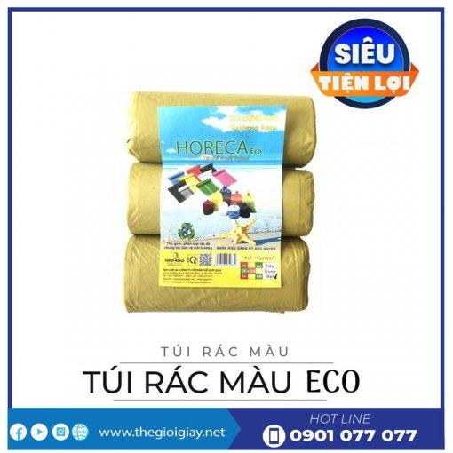 Cung cấp túi rác eco tại thegioigiay.net