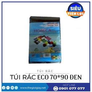 Cung cấp Túi Rác Eco 70*90 Đen (E70)