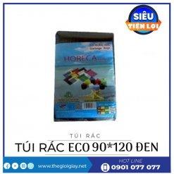 Cung cấp túi Rác Eco 90*120 Đen
