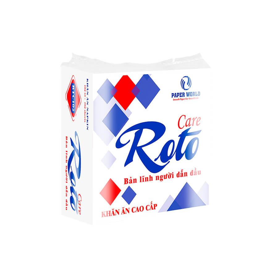 Khăn giấy napkin Roto Care 102