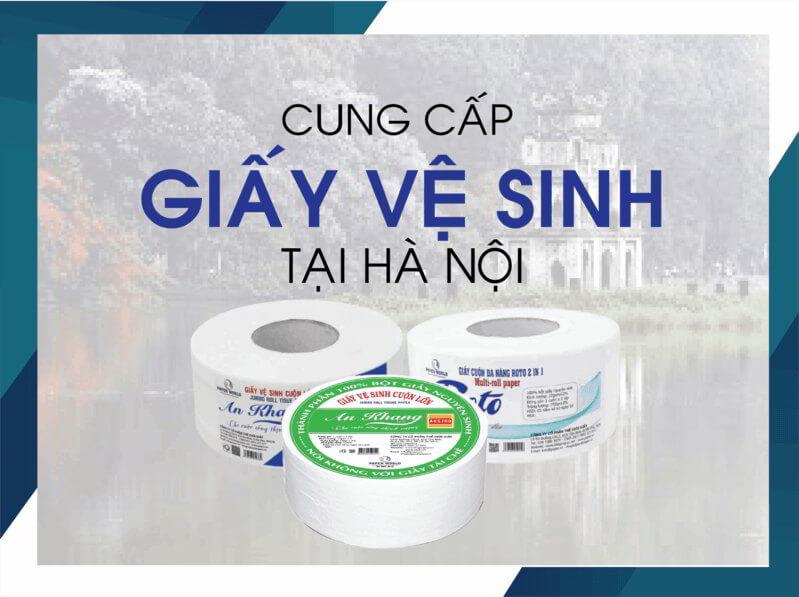 Cung cấp giấy vệ sinh tại Hà Nội đạt chuẩn 1