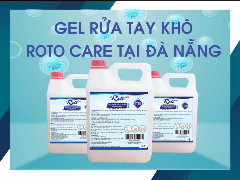 Gel rửa tay khô kháng khuẩn, an toàn, không hại da tay