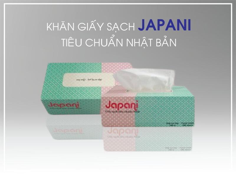 Khăn Giấy sạch tiêu chuẩn Nhật Bản