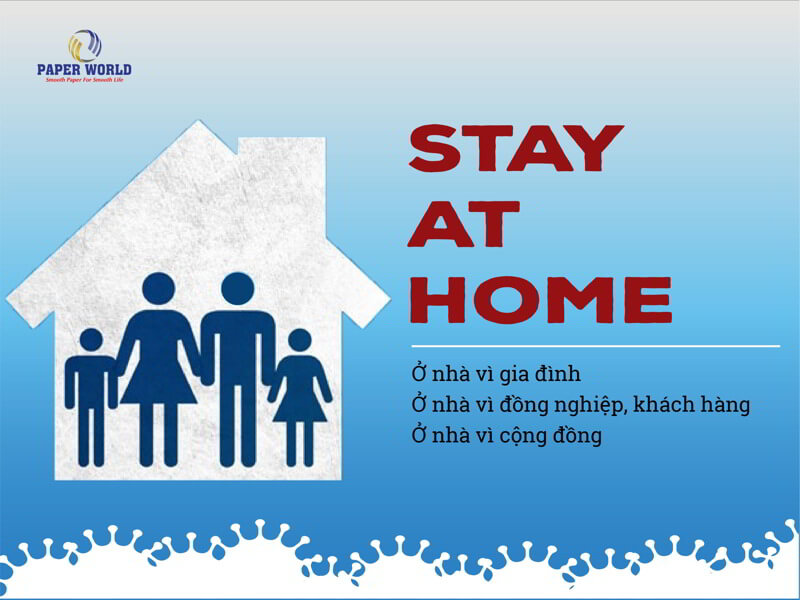stay at home vi cong dong