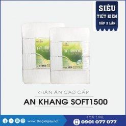 Khăn Giấy An Khang Soft1500