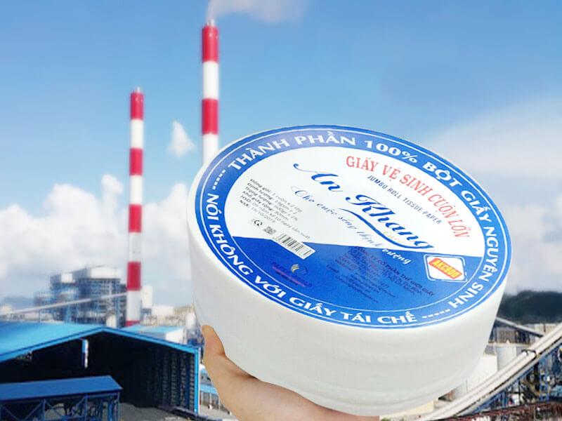 Cuộn giấy vệ sinh công nghiệp là gì