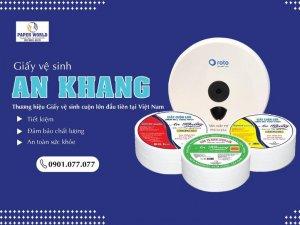 Tìm hiểu giấy vệ sinh An Khang